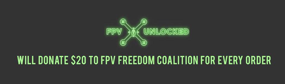 FPV Unlocked - world ultimate online class for FPV beginners