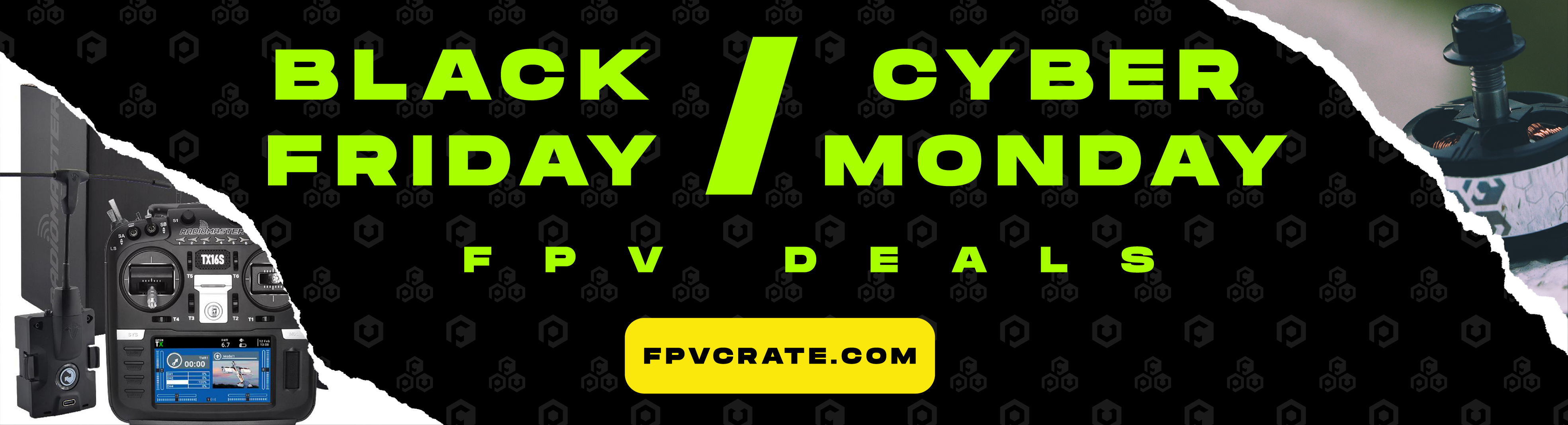 FPVCrate Holiday Sale