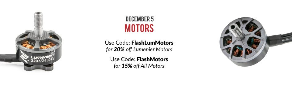 Flash Motor Sale