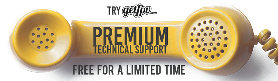 Try Premium Tech Support Free For A Limited Time