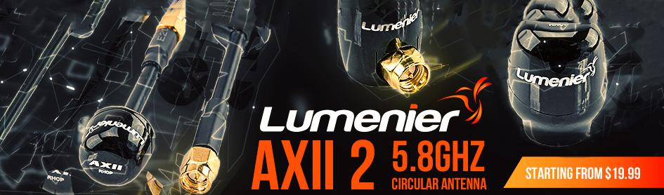 New Lumenier AXII 2 Antenna