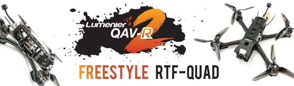 The New QAV-R 2 RTF