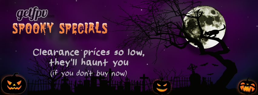 Spooky Sales!
