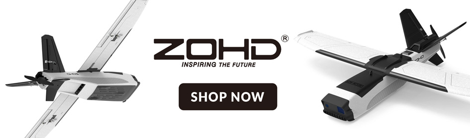 ZOHD Planes and Wings