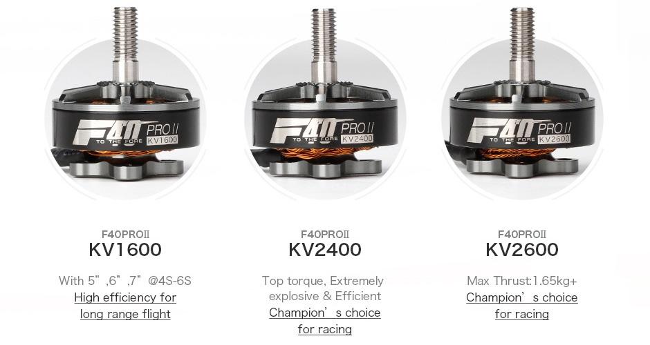 f40 pro II specs