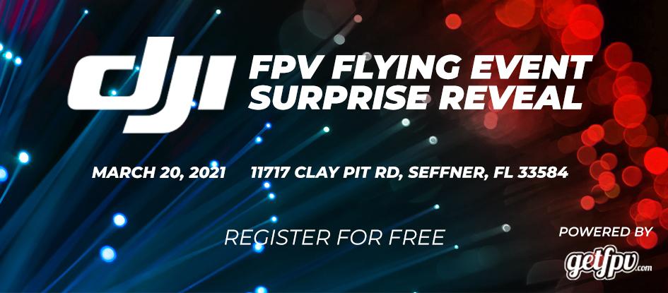 DJI FPV Event