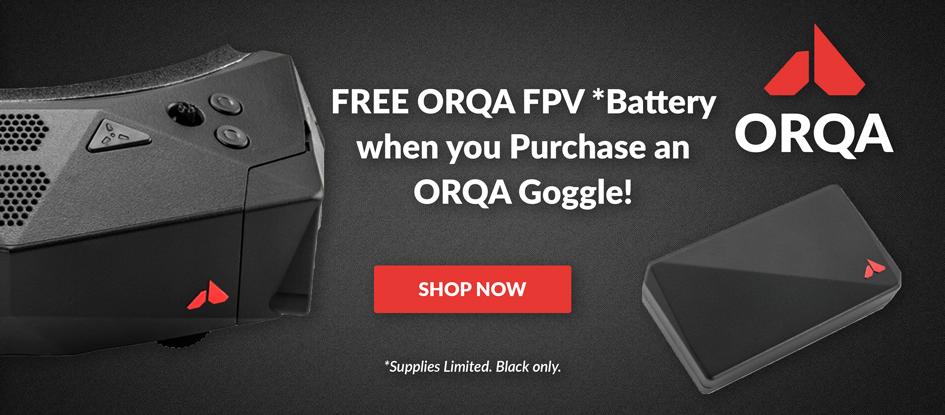 ORQA FPV.ONE Free Battery