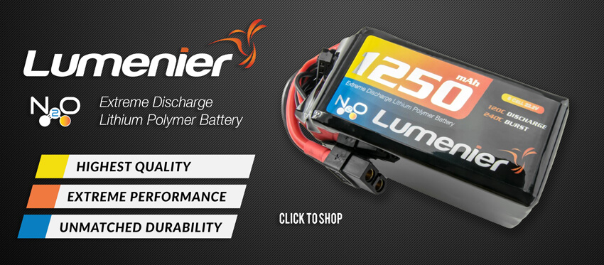 Lumenier N2O Drone Battery