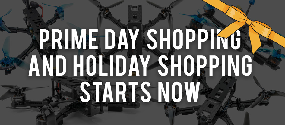 Holiday gifts with Premium RTF Drone