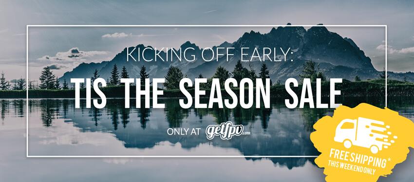 'Tis the Season at GetFPV