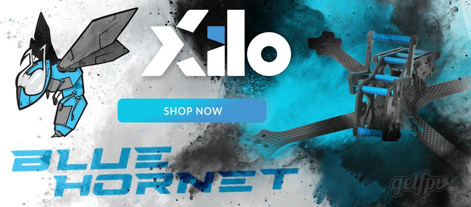 XILO Blue Hornet