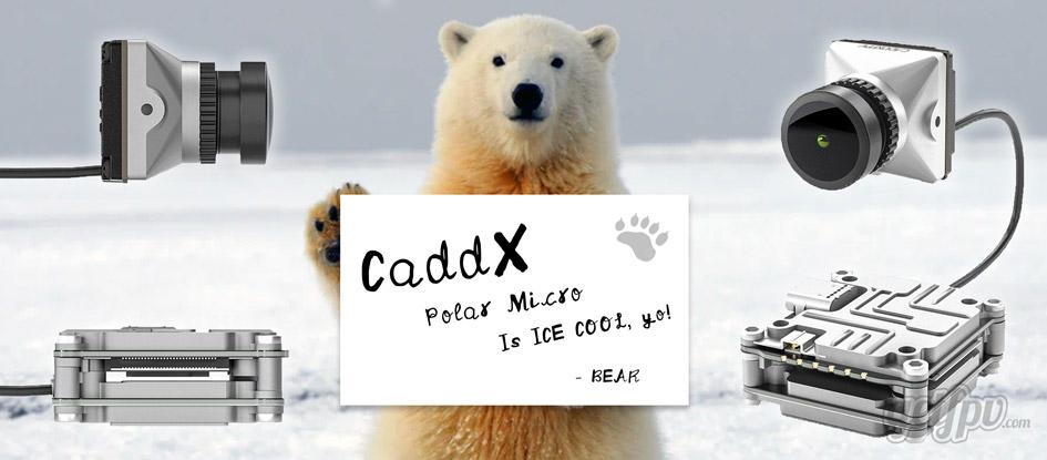 Caddx Polar HD FPV System