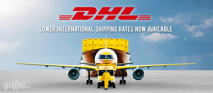 Better International Rates for Shipping
