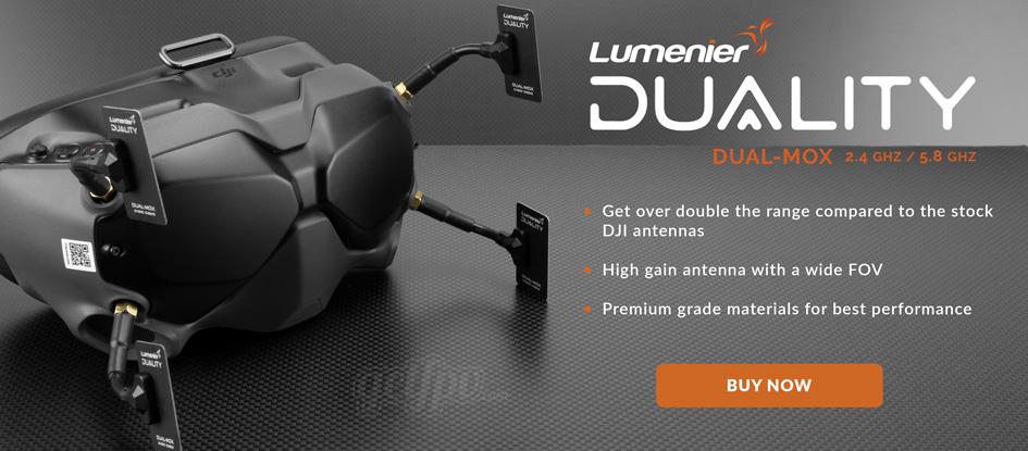 Lumenier DUAL-MOX Antenna
