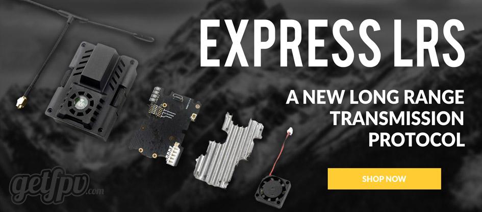 ExpressLRS Control Link