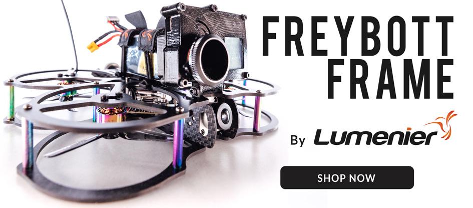 Lumenier QAV-CINE Freybott Edition 2.5