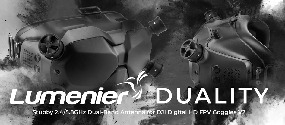 Lumenier Duality Antennas for DJI