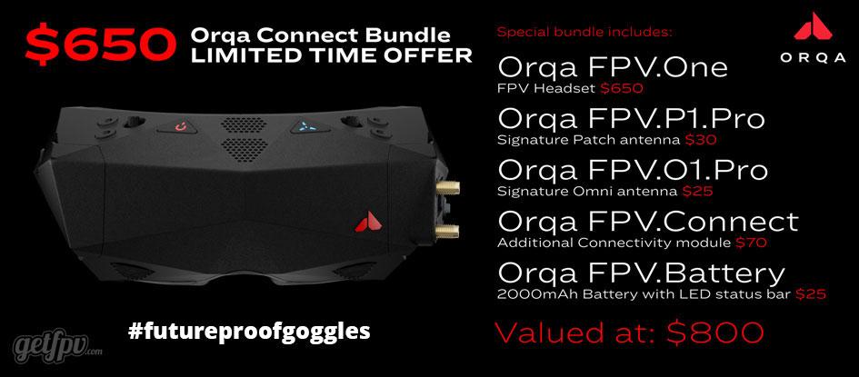ORQA FPV.One Goggles