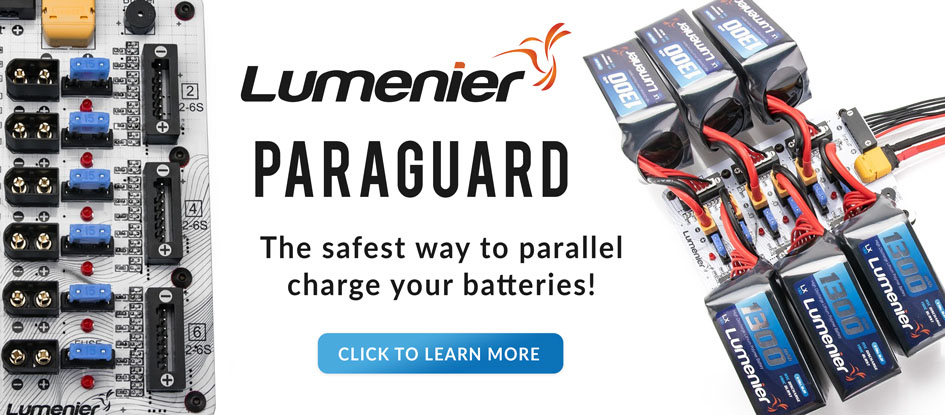Lumenier Paraguard Balance Charging Boards