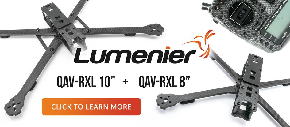 Lumenier QAV-RXL Frames Available