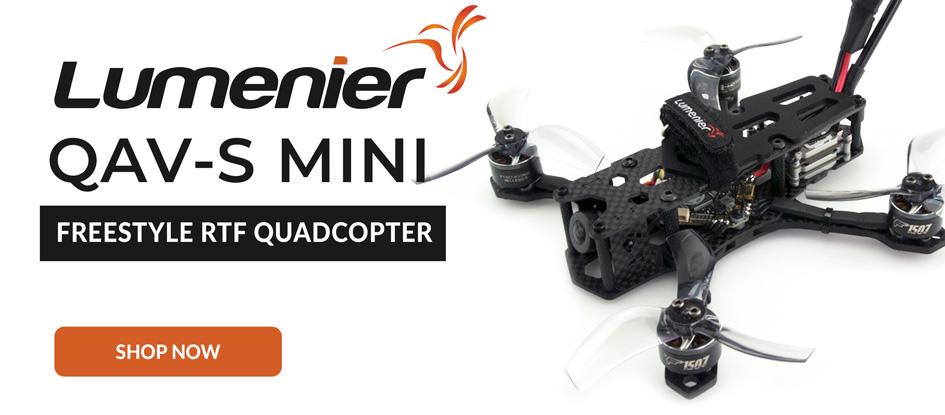Lumenier QAV-S Mini RTF