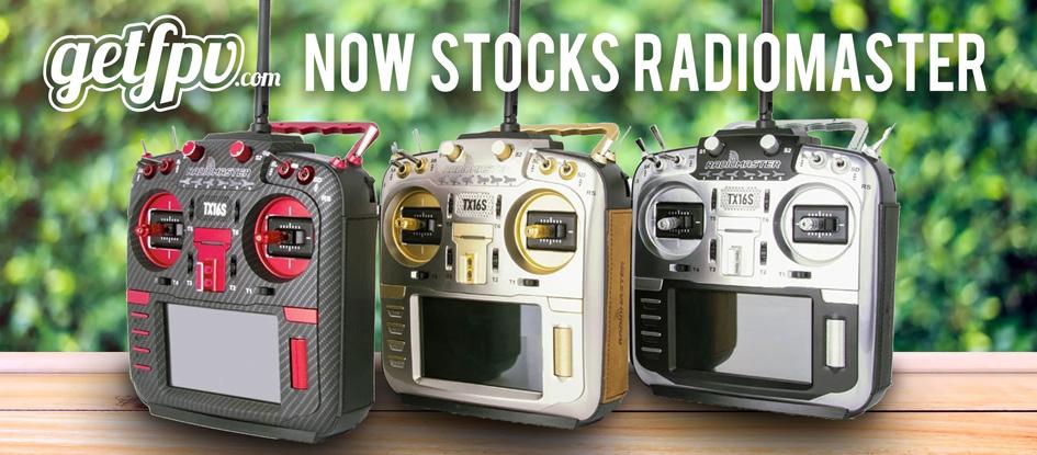 RadioMaster Now At GetFPV