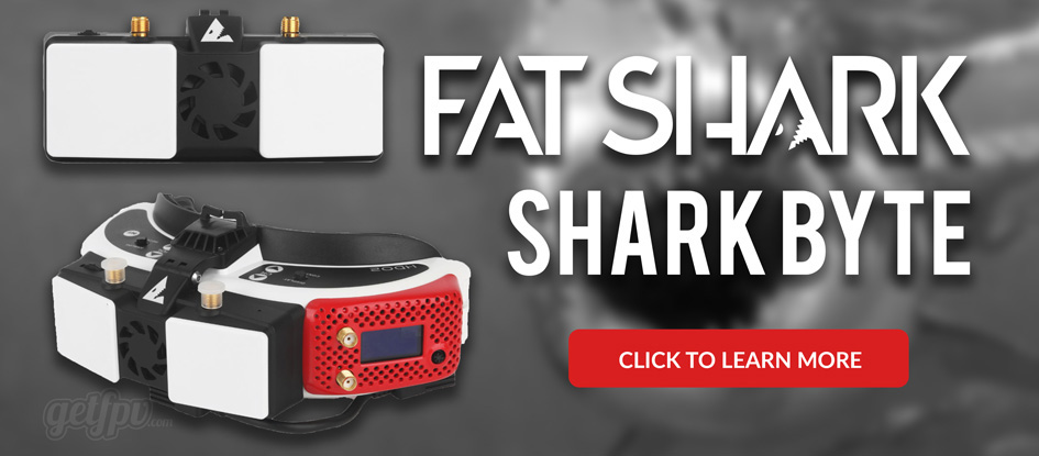 Shark Byte HD System