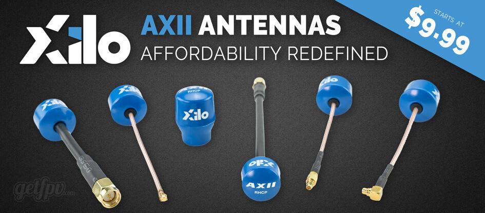 XILO AXII Antennas