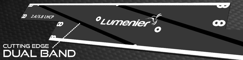 Lumenier Duality Dual Band Antenna