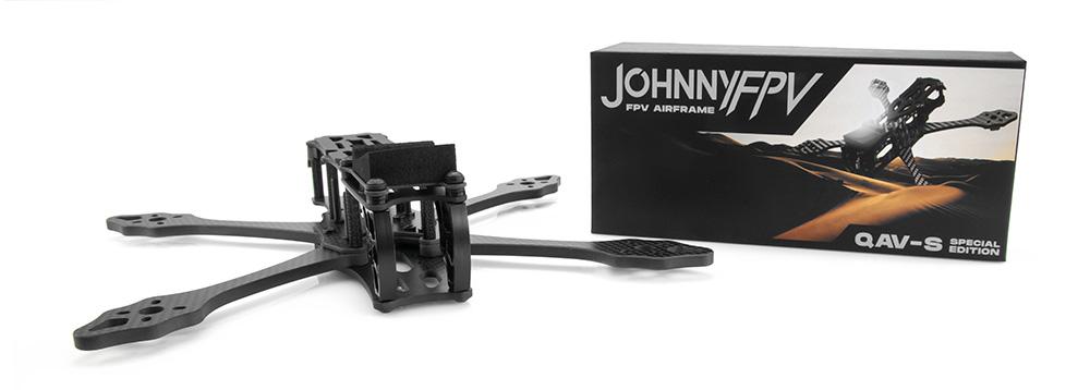 JohnnyFPV QAV-S Special Edition