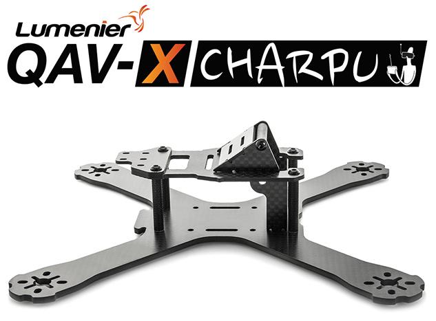 Lumenier QAV-X CHARPU
