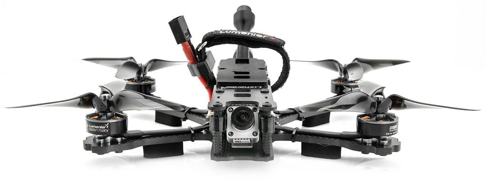 Lumenier QAV-R 2 HD Deadcat Freestyle Quadcopter RTF DJI Digital HD FPV System