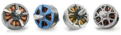 POPO compatible motors from GetFPV